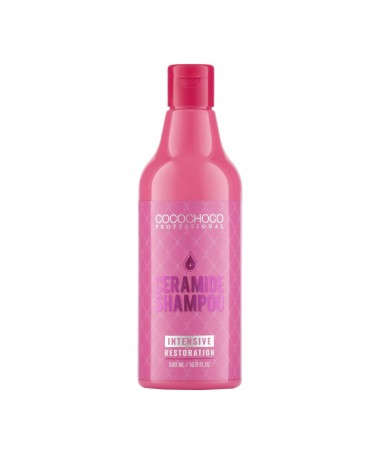 Ceramide Shampoo for Dry and Brittle Hair 500ml COCOCHOCO